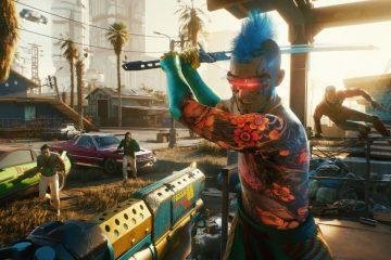 Cyberpunk 2077 отметился самым большим онлайном в Steam за всю историю платформы