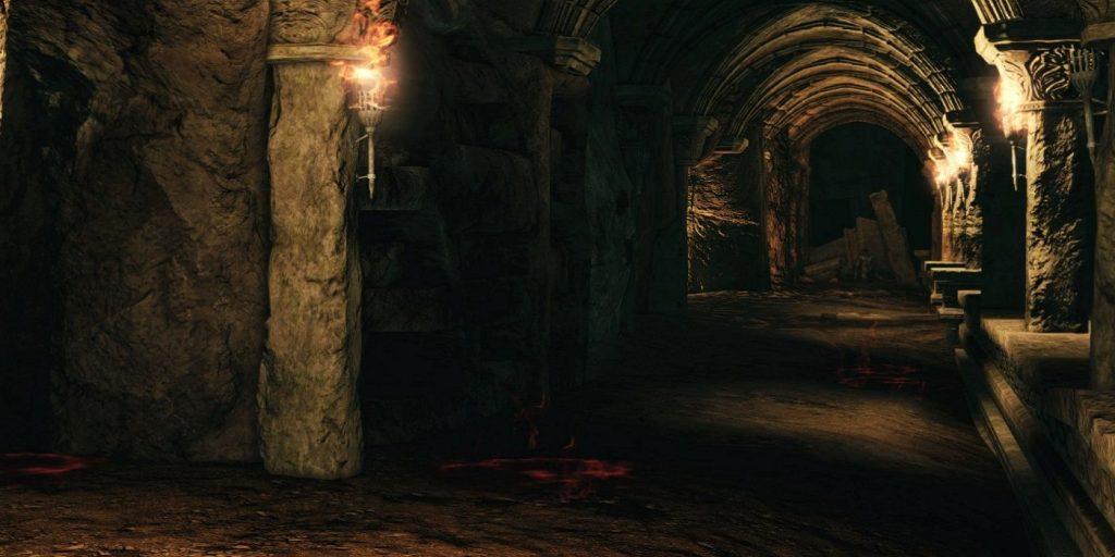 10 худших локаций в трилогии Dark Souls