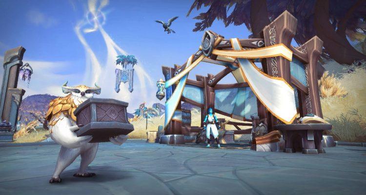DLC Shadowlands для WoW стала самой продаваемой игрой от Blizzard