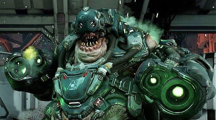 Doom 4 - новые материалы из удалённой игры