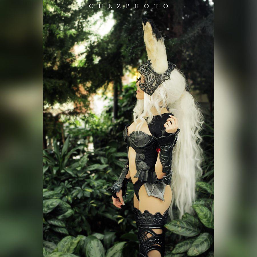 Лучший косплей на персонажей Final Fantasy XII