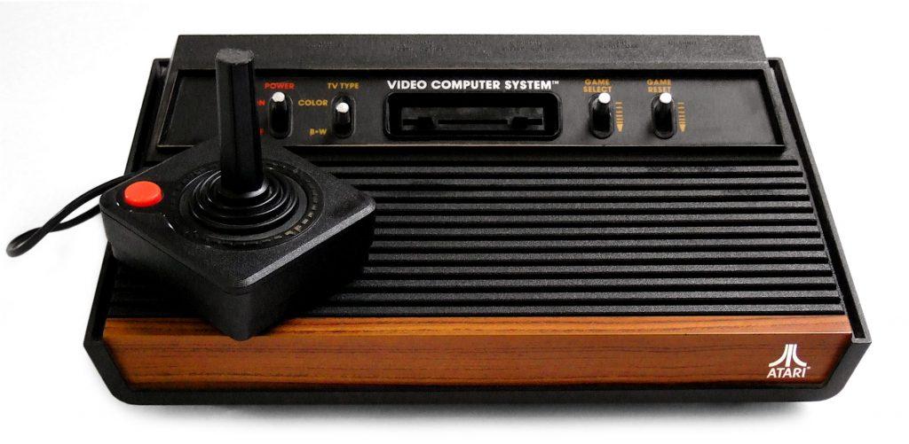 Козерог – Atari 2600