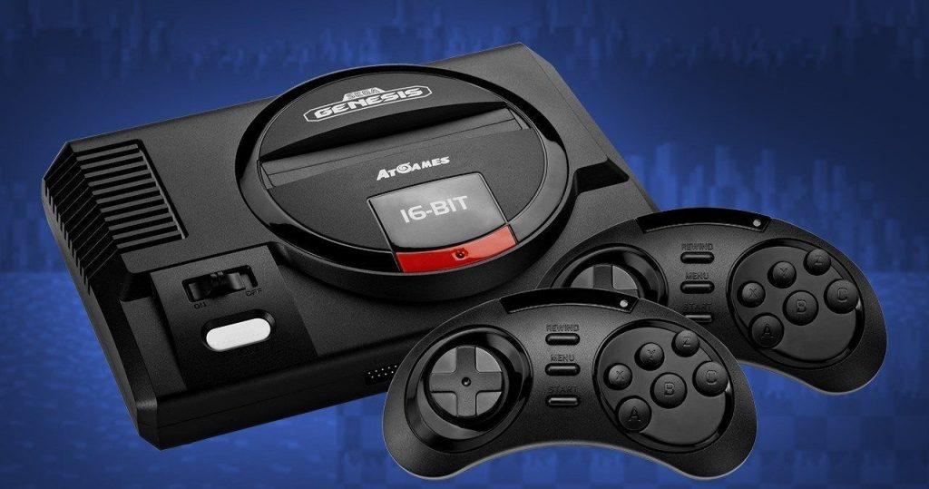 Лев – Sega Genesis