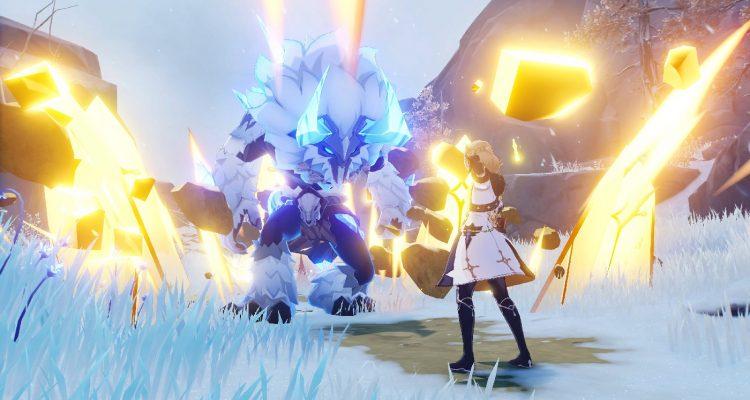 Genshin Impact получила патч 1.2 с новым регионом и персонажами