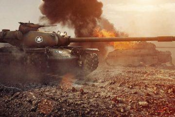 Герои боевиков восьмидесятых появились в World of Tanks