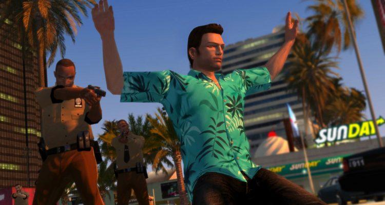 GTA: Vice City воссоздана на движке GTA 4