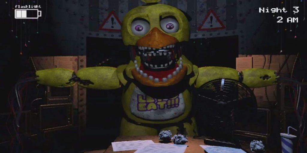10 страшных хоррор-игр без расчленёнки