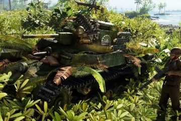 Из Battlefield V было вырезано большое количество контента