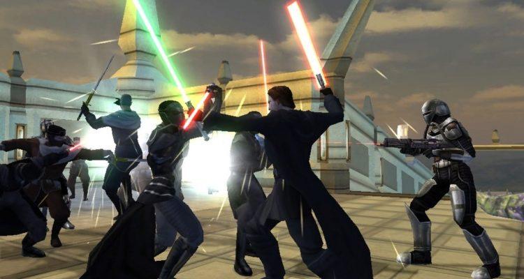 Knights of the Old Republic 2 выйдет на мобильных устройствах