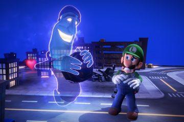 Дом с привидениями Luigi's Mansion 3