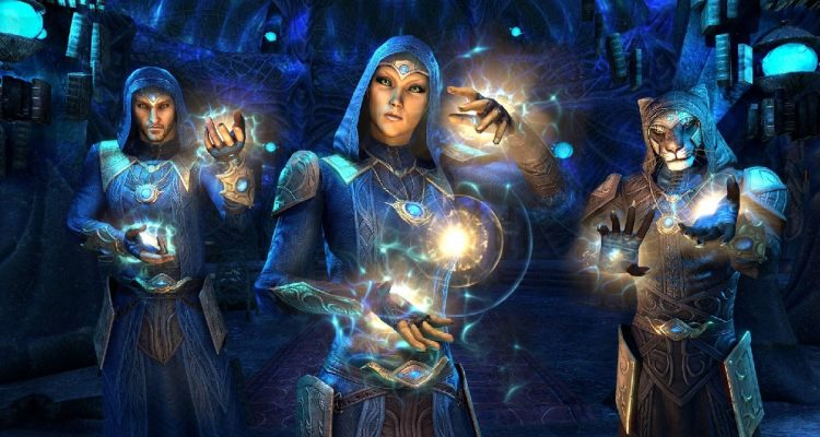 Netfliх работает над сериалом по мотивам The Elder Scrolls