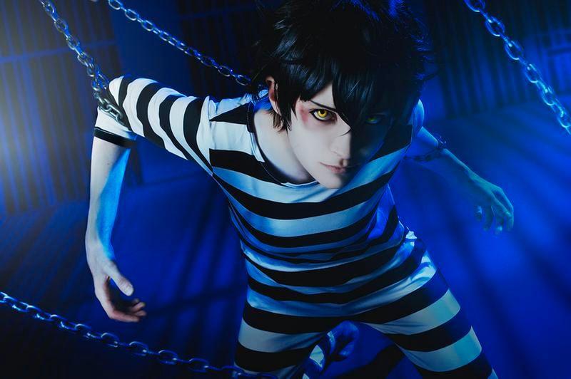 Лучший косплей персонажей из Persona 5