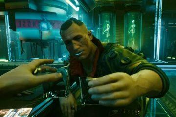 Последний трейлер для Cyberpunk 2077содержит скрытое сообщение