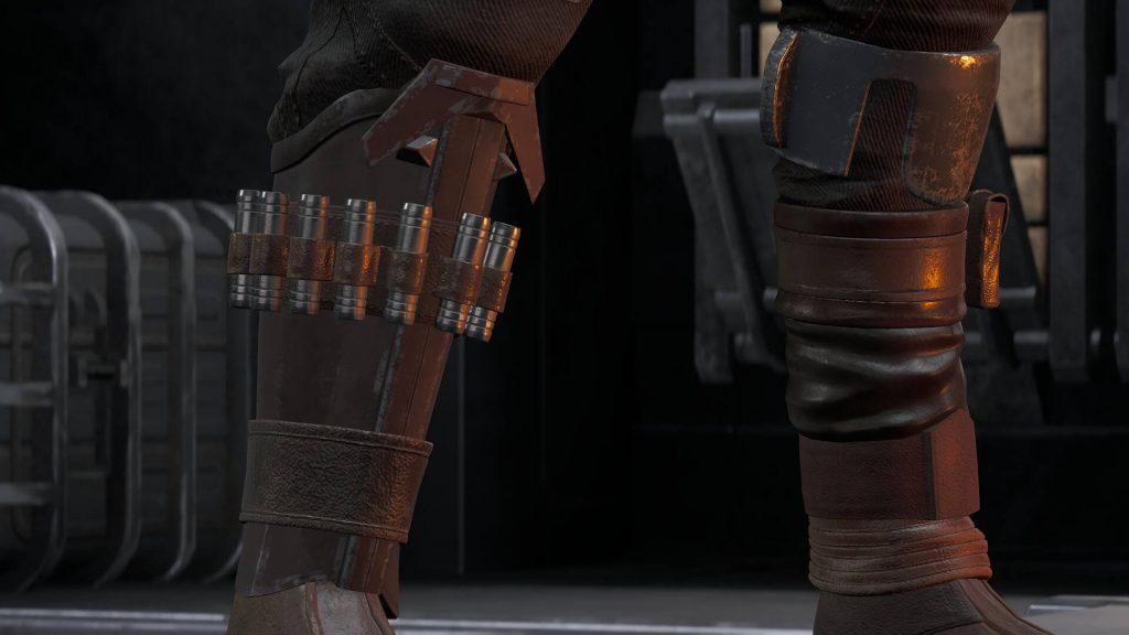 В Star Wars Jedi: Fallen Order добавлен мод на броню Мандалорца