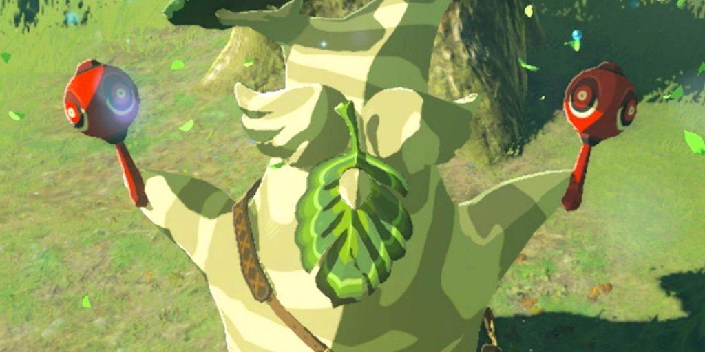 Какие знаки китайского гороскопа напоминают герои The Legend of Zelda: Breath of the Wild