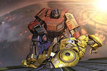 Играли ли вы в… Transformers: Fall of Cybertron?