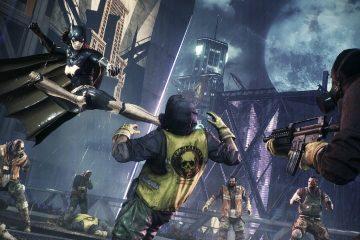 Владельцы Batman: Arkham Knight бесплатно получили новый контент