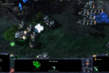 Вышел фанатский проект StarCraft: Mass Recall
