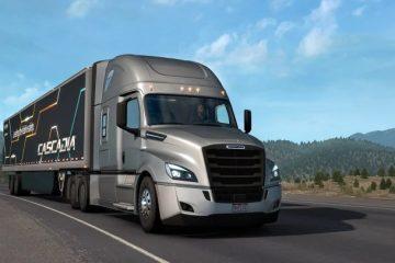 Вышло бесплатное дополнение для American Truck Simulator