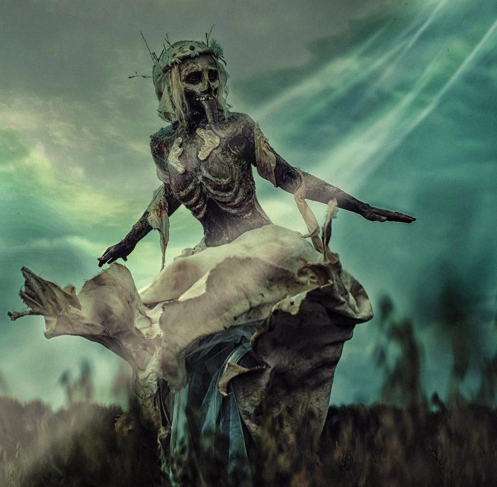 Лучший косплей монстров из Ведьмака 3