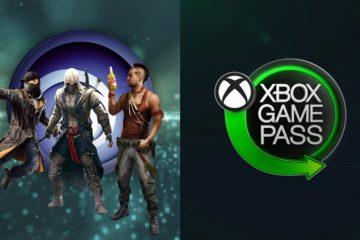 Xbox Game Pass объединится с Ubisoft Plus?