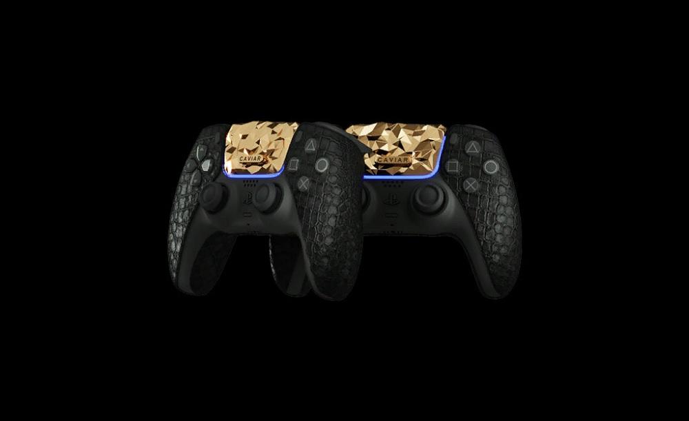 Золотая PlayStation 5 за 1,5 миллиона евро