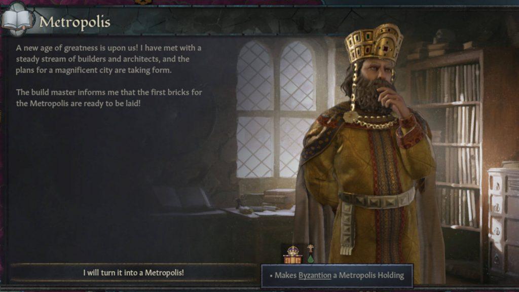 Лучшие моды для Crusader Kings 3