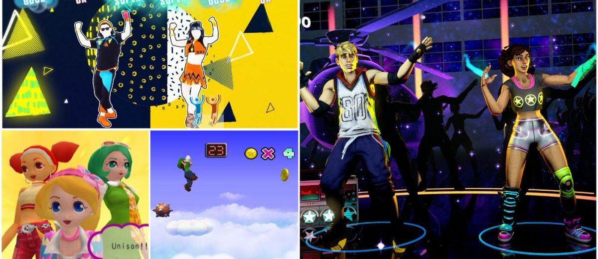 10 лучших танцевальных игр