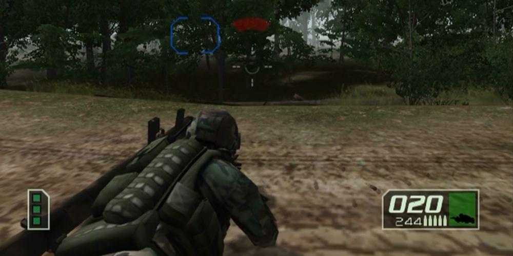 Топ игр из серии Ghost Recon, согласно оценкам на Metacritic