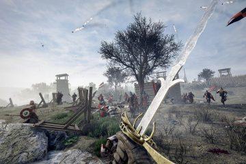Игры для ПК с лучшими боями на мечах
