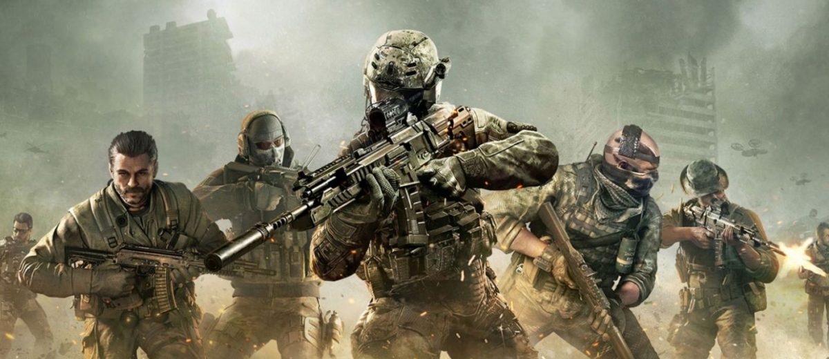 Кем бы вы были в Call Of Duty
