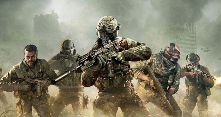 Кем бы вы были в Call Of Duty