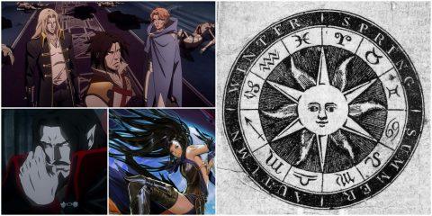 Какой вы персонаж из Castlevania