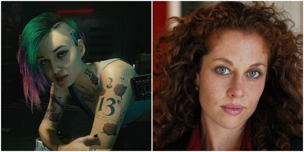 Персонажи Cyberpunk и актеры, подарившие им голос