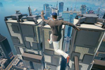 Мод Cyberpunk 2077 для полетов позволяет парить над Найт-Сити