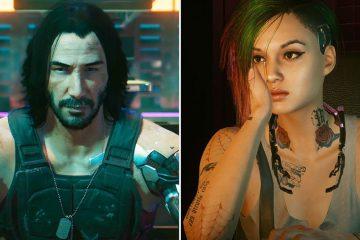 Кем бы вы были в мире Cyberpunk 2077