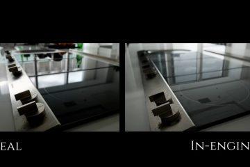 Действие новой игры от Ninja Theory происходит в абсурдно фотореалистичной квартире