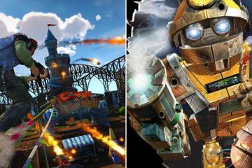 15 игр, похожих на Ratchet & Clank