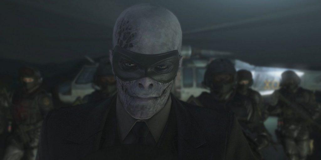 10 лучших злодеев серии Metal Gear Solid