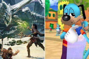 10 MMORPG с прекрасным оформлением, но ужасным геймплеем