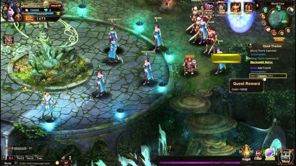 10 MMORPG с прекрасным художественным оформлением, но ужасным геймплеем