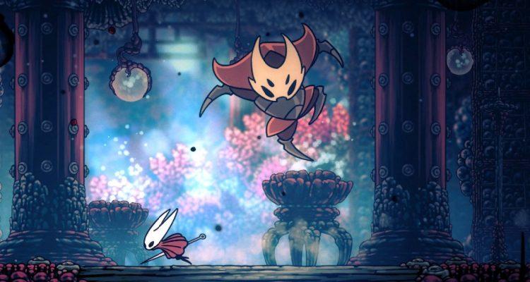 Появились свежие подробности о Hollow Knight: Silksong