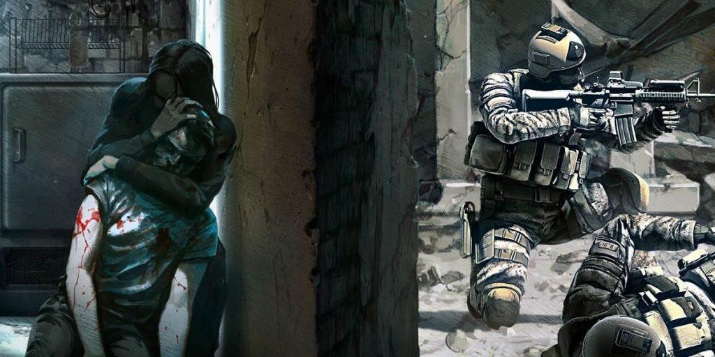 15 игр с самыми грустными историями