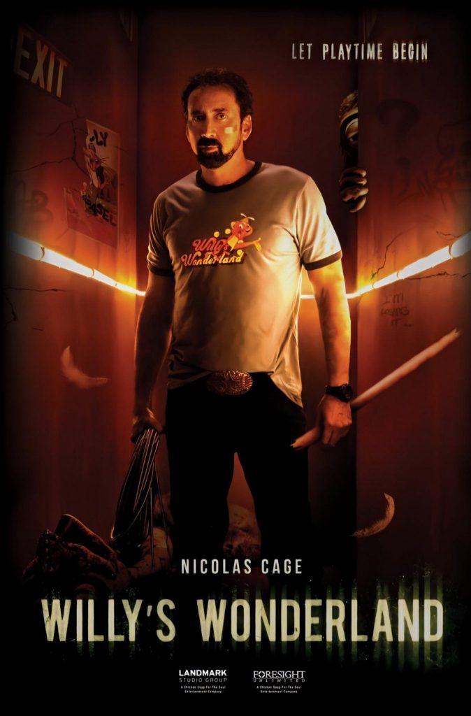Следующий фильм Николаса Кейджа – это откровенный плагиат Five Nights at Freddy's