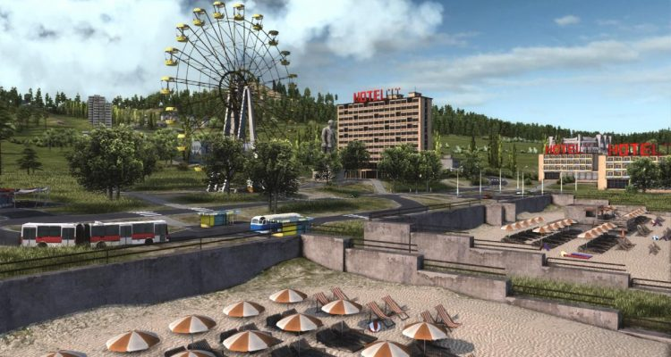 У советского градостроительного симулятора Workers & Resources теперь есть самолеты и туризм