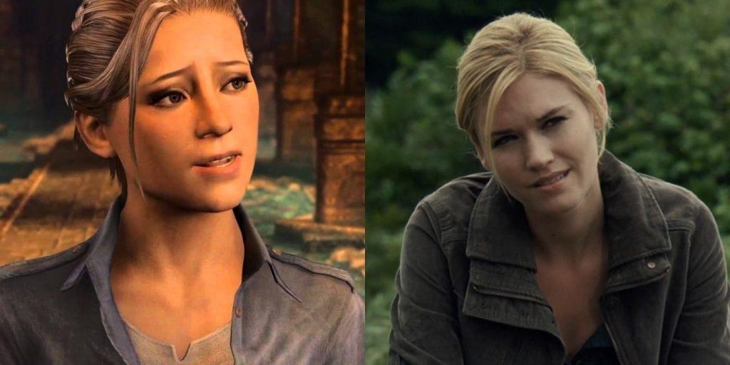 Как на самом деле выглядят персонажи Uncharted