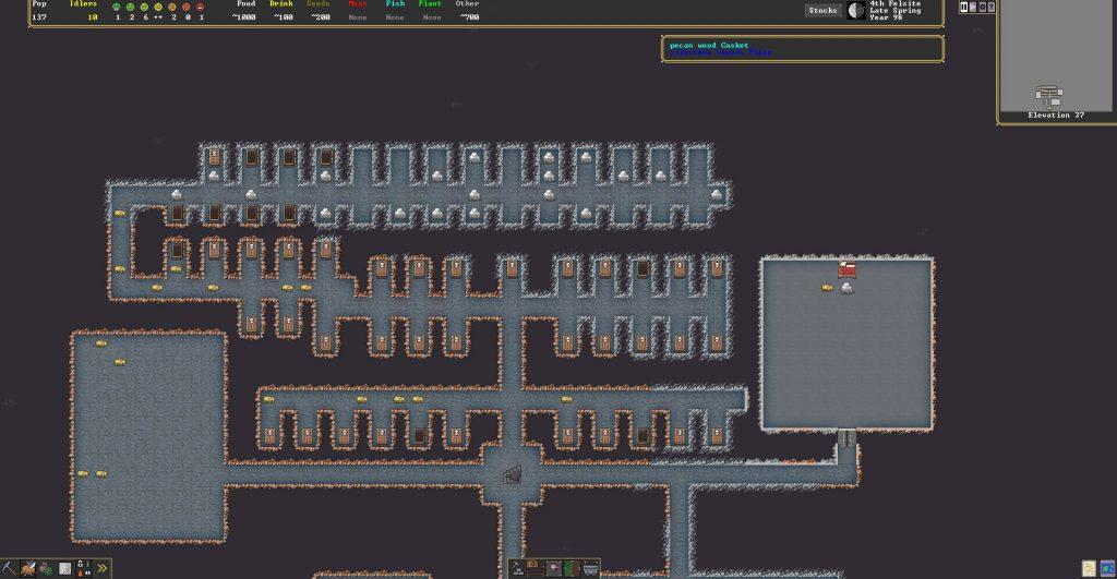 В Dwarf Fortress будут добавлены поддержка мыши, всплывающие подсказки и улучшенный интерфейс