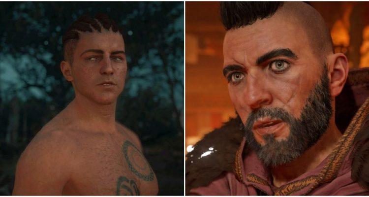 На какие знаки зодиака похожи персонажи Assassin's Creed Valhalla