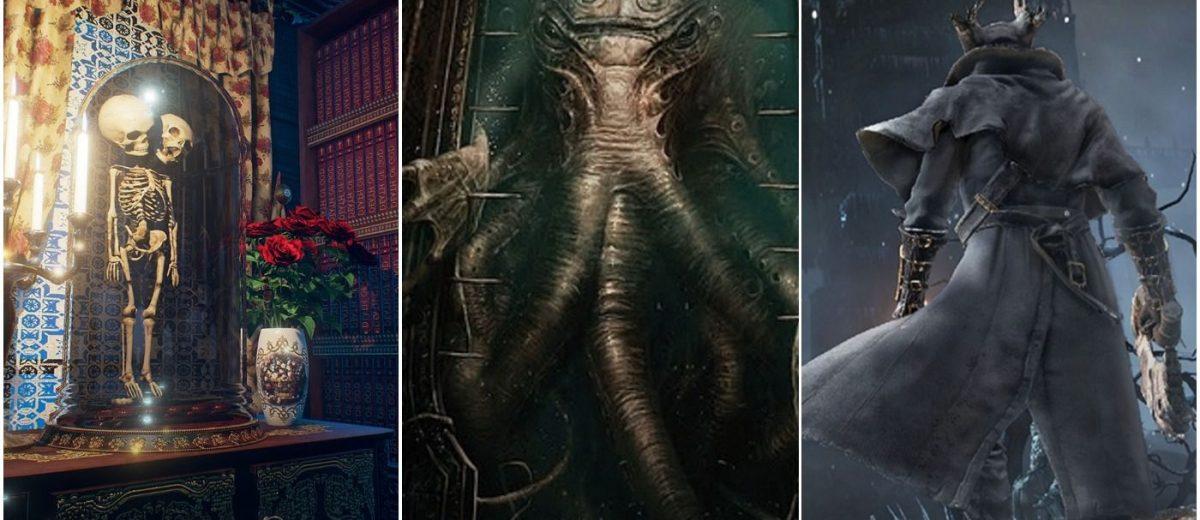 15 лучших игр, вдохновлённых Г.Ф. Лавкрафтом