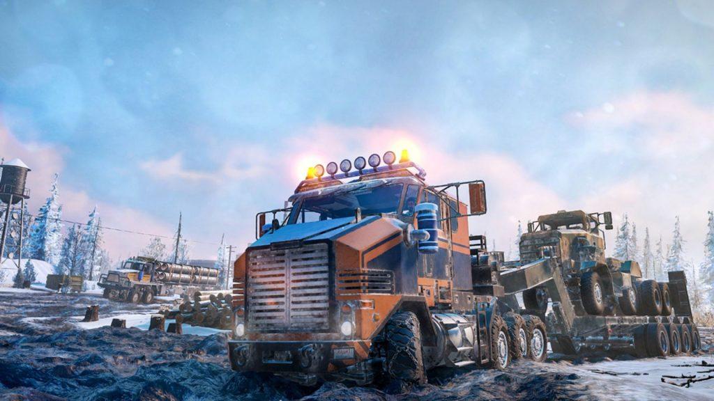 Лучшие игры с грузовиками на ПК